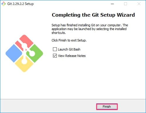 Git for Windowsインストール画面16