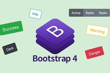 CSS Framework Bootstrap4(フレームワーク)
