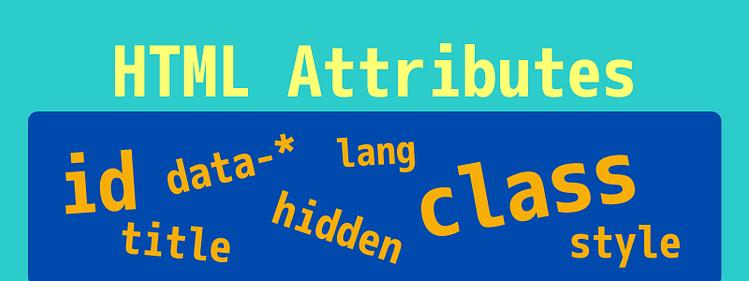 HTML Attributes(属性)