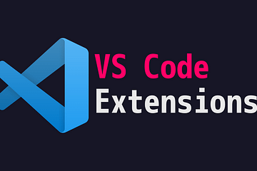 Visual Studio Code and Extensions(VS Codeと拡張機能)